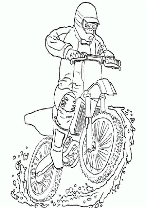 ausmalbilder motorrad kostenlos malvorlagen zum