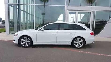 Audi A4 Avant 2012 by 2012 Audi A4 Avant Review