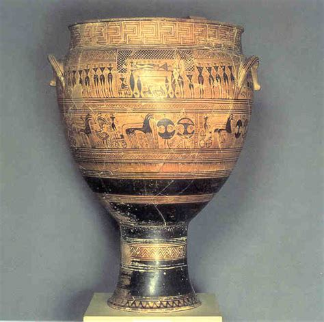 Funerary Vase Krater by Image Links Chapter 5