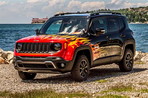 Jeep Renegde Jeep Renegade Hell S Inspired By Harley Davidson