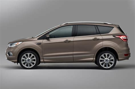 ford suv pictures ford kuga vignale suv revealed pictures auto express