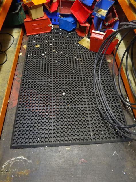 rubber st machines rubber machine mats x 8 1st machinery