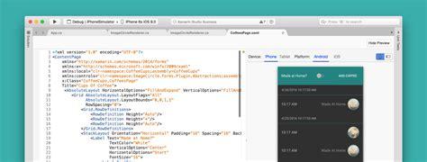 xamarin custom layout renderer live from evolve faster and easier mobile app development