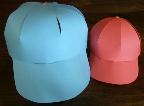 Paper Cap - paper baseball caps for mcdonalds and post office