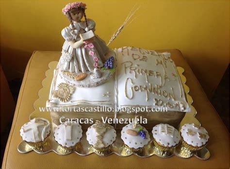 decoracion pastel primera comunion para ni 241 a hermorsos y tortas para primera comuni 243 n