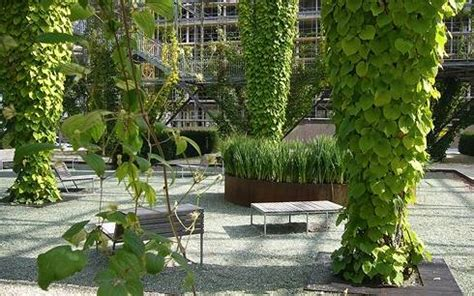 Landscape Architecture Zurich Landscaping In The City Or Creation Of New Living Space