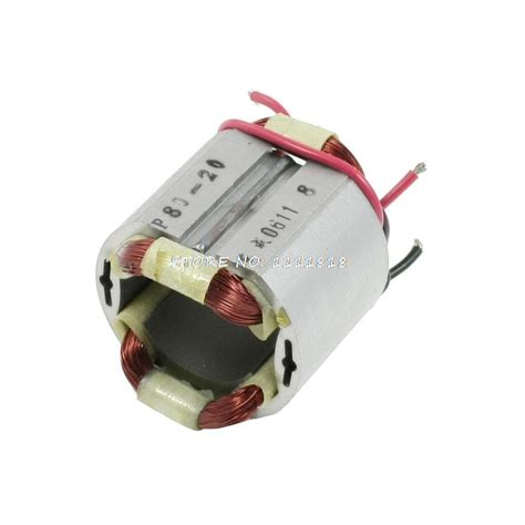 electric motor stator ac220v 24mm 4 cables replacement electric motor