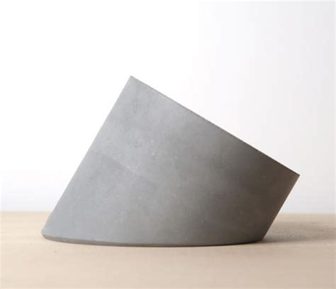 design milk concrete concrete objects by 22 design milk