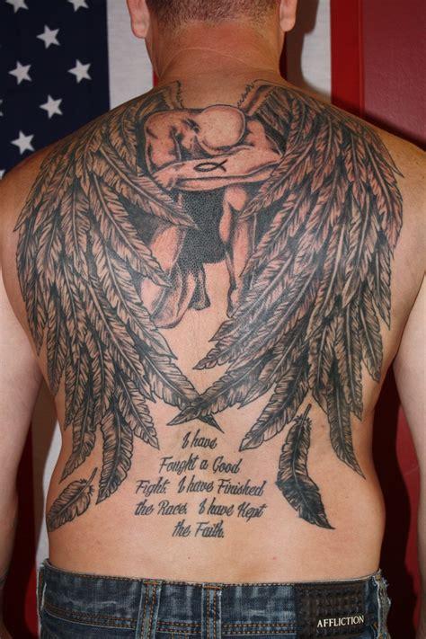 universal tattoo angel tattoo fallen angel americangypsytattoo inked inkisart