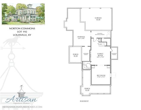 panitz signature homes floor plans