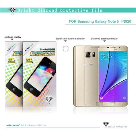 Samsung Galaxy Note 5 V N9200 Nillkin High Level Screen Guar nillkin bright protective for samsung galaxy note 5 n920 n9200 n920