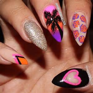 Nail art designs amp ideas for valentine s day 2014 fabulous nail art