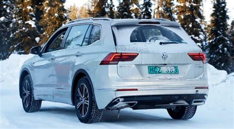 Volkswagen Tiguan Hybrid 2020 by 2020 Vw Tiguan Hybrid Changes Specs Engine Review