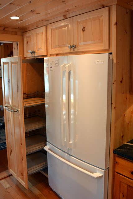 Pull Out Pantry Unit by Pull Out Pantry Unit