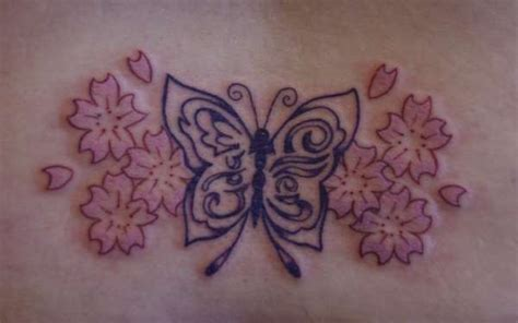 butterfly tattoo with children s names kids butterfly tattoo