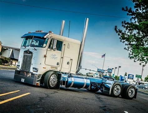 custom kenworth coe kenworth custom k100 trucks rigs