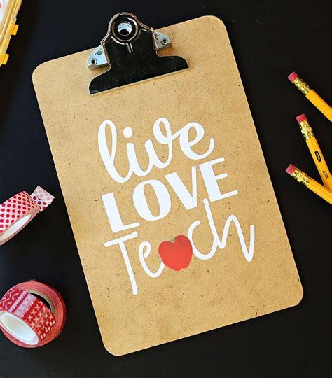 cricut explore teacher appreciation projects cricut make it now projects for teacher appreciation week