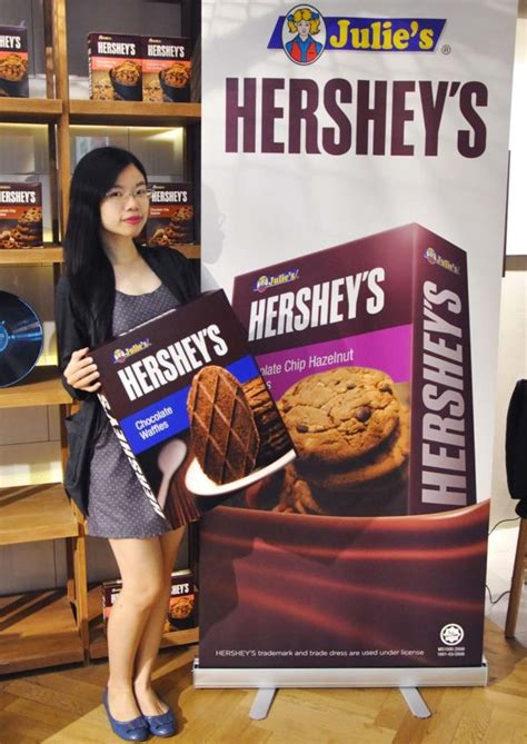 Julies Herseys Biscuit julie s x hershey s event dal komm cafe damansara uptown food malaysia