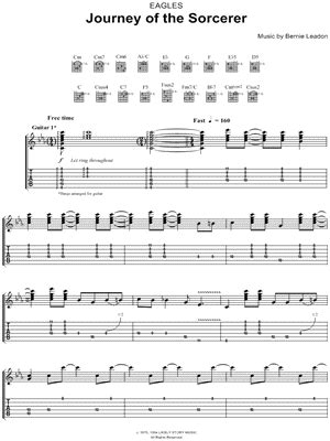 The Hitchhiker's Guide to the Galaxy [BBC] Sheet Music
