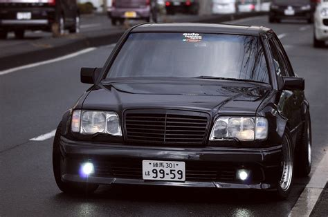 mercedes in mercedes w124 e60 amg japan benztuning