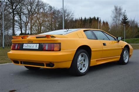 auto air conditioning repair 1990 lotus esprit user handbook classic park cars lotus esprit turbo se u9