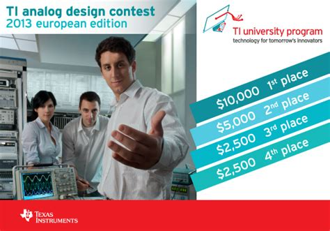 analog layout jobs in europe ti european analog design contest