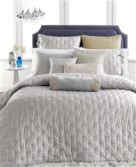 hotel collection coverlet king hotel collection finest silver leaf king coverlet