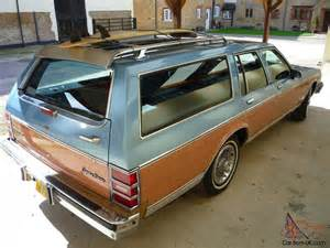 1987 chevrolet caprice station wagon amazing 163 163 163 history