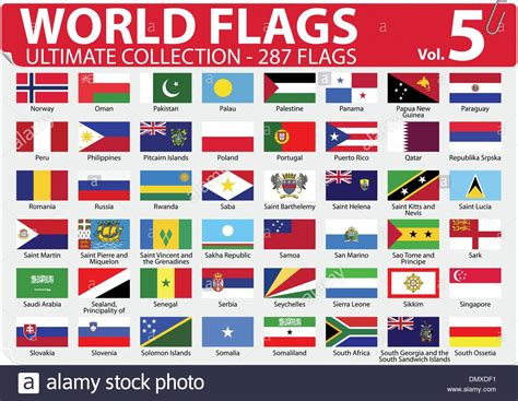 flags of the world ultimate world flags ultimate collection 287 flags volume 5