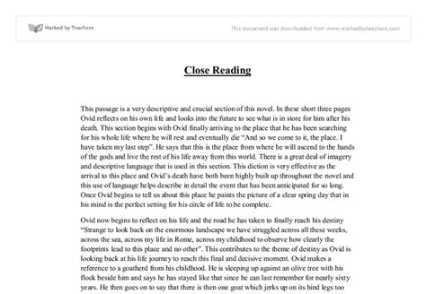 Essays To Read by Essay Reading