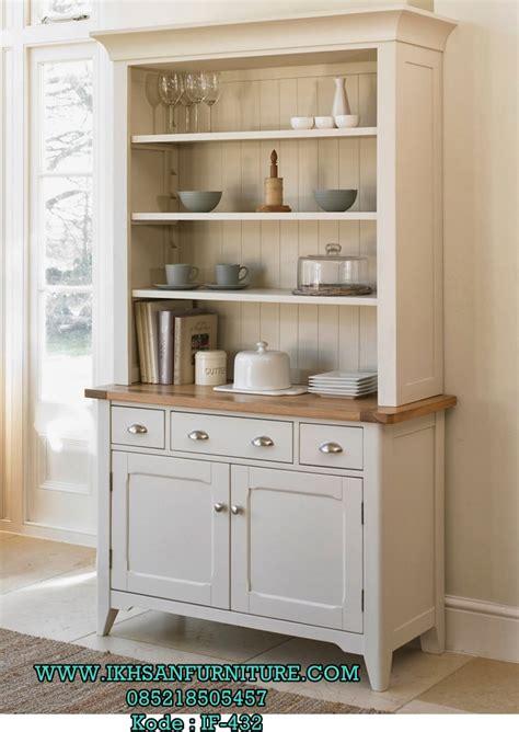 Lemari Rak Kayu harga rak piring kayu minimalis model lemari dapur kayu