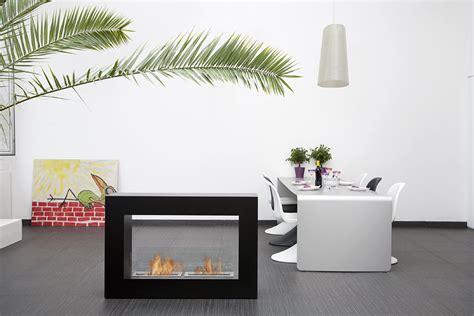 Large Ethanol Fireplace by