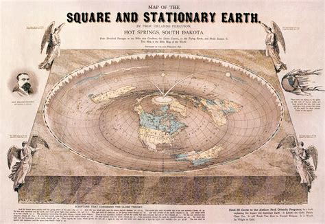 flat world map parablesblog addendum the flat earth theory