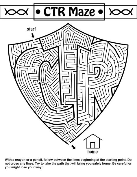Lds Ctr Coloring Pages Printable Sketch Coloring Page Ctr Coloring Page