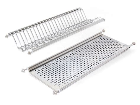 Kitchen Cabinet Brackets emuca dish drying rack for standard kitchen cabinet