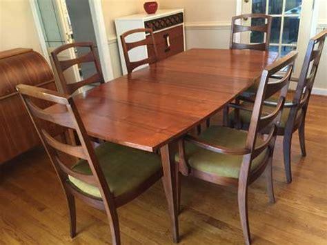 mid century modern dining table set mid century modern dining tables and chairs at epoch