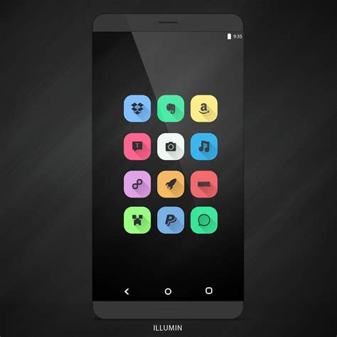 Best new icon packs for Android (January 2016)