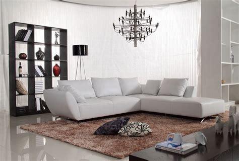 divani modernissimi divano angolare in pelle maggio