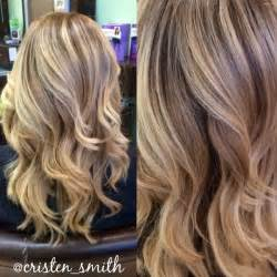 all color vs highlights soft balayage highlights www beautybycristen