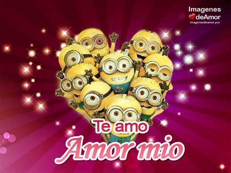imagenes con frases de amor minions amor minions 10 im 225 genes de amor al estilo amarillo