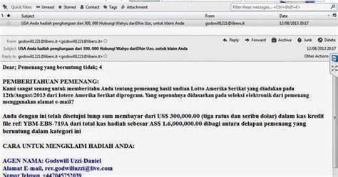 contoh biodata dalam bahasa inggris bbt blog baca tulis contoh email yahoo dalam bahasa inggris contoh 408
