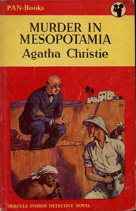Novel Pembunuhan Di Mesopotamia Murder In Mesopotamia Agatha Christie 1000 images about i a mystery on