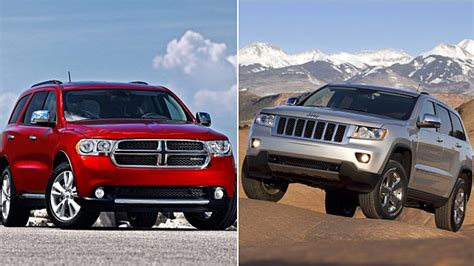 Dodge Durango Jeep The New Chrysler For Real For Now Autoblog
