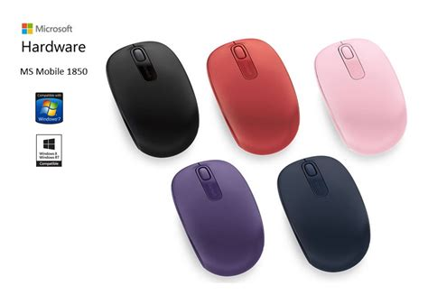 Mouse Microsoft Wireless M1850 wireless mouse 700 v2 0 driver