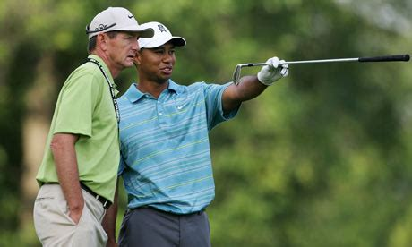 tiger woods swing coaches tiger woods and swing coach sean foley part ways bunkers