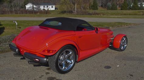 service manual 1999 plymouth prowler door removal sell new 1999 plymouth prowler 2 door