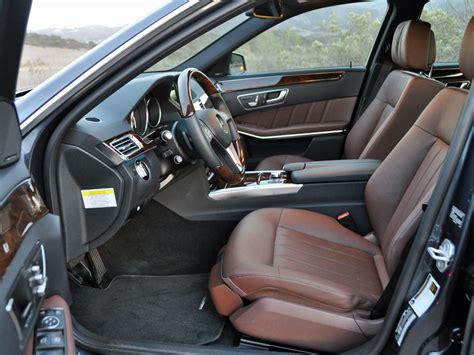 E Class 2014 Interior by 2014 Mercedes E Class Pictures Cargurus