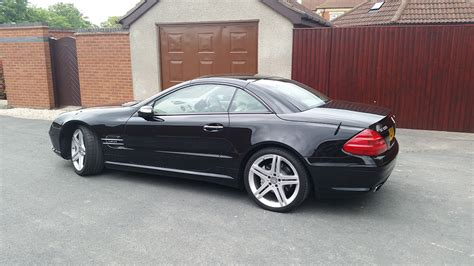 2003 mercedes sl600 amg v12 turbo eastern contracts