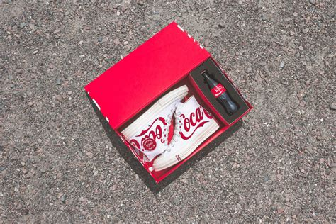 Converse 70s High X Kith X Cocacola White kith x coca cola x converse chuck all 70