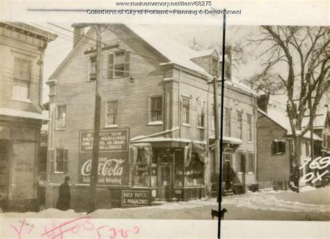 Oxford Houses Portland Oregon by Maine Memory Network 169 Oxford Portland 1924
